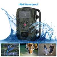Scouting caza cámara trampa HC300M nueva HD 1080 p GPRS MMS Digital por infrarrojos Cámara Trail GSM 2,4