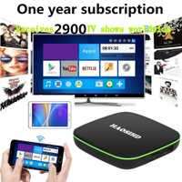 Iptv 1 año de suscripción con iptv m3u Europa África árabe Reino Unido Hotclub adultos xxx para Android TV caja de tv inteligente mag caja Enigma2