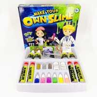 2018New bricolage Slime Kit moelleux cristal jeu de jeu pour enfants jouet gelée magique Plasticine jouet Intelligent adultes anti-Stress cadeau