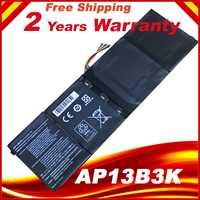 Original ordenador portátil batería AP13B3K para Acer Aspire V5 R7 V5-572G V5-573G V5-472G V5-473G V5-552G M5-583P V5-572P R7-571 AP13B8K