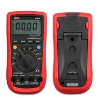 UNI-T UT61E UT61C moderno multímetros digitales de verdadero valor eficaz RMS de Mediciones automáticas DC AC voltímetro amperímetro