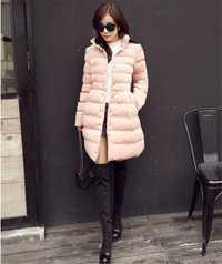 Las mujeres del invierno de wadded de la capa terciopelo arco Chaqueta larga de algodón acolchado capa estilo parka mujer invierno Abrigos mujeres invierno Outwear tt252
