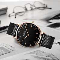CIVO 2019 nuevos relojes casuales para hombre reloj de cuarzo minimalista de lujo impermeable deportivo de malla de acero inoxidable reloj de pulsera de moda