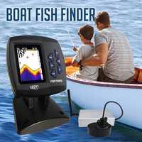 FF918-CWLS chanceux bateau poisson Finder couleur affichage sans fil plage de fonctionnement 300 m plage de profondeur 100 M