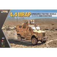 Gleagle1/35 ee.uu. 4x4 movimiento completo terreno combate Vehículo blindado desensamblar modelo K61011