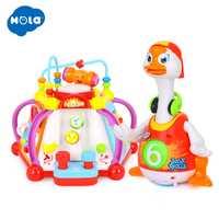 Jouets pour bébé électrique Hip Pop danse oie et enfants jouets de développement jouets de jeu multifonctions pour les enfants