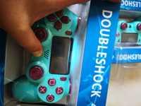 Pantalla táctil de seis ejes 2nd generación para PS4 Gamepad ps4 controlador de juego inalámbrico ps4 Bluetooth 4,0 con luz bar