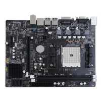 Placa base A55 compatible con Gigabyte GA A55 S3P A55-S3P DDR3 enchufe FM1 Gigabit Ethernet placa base Envío Directo