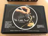 Promoción envío gratis Little Torch con gas antorcha soplete con 5 puntas para la joyería Herramientas orfebre Herramientas