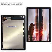 Para Huawei Mediapad MediaPad T3 10 AGS-L03 AGS-L09 AGS-W09 T3 pantalla LCD de pantalla táctil digitalizador Asamblea