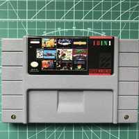 18 En 1 16 bits multi juego cartidge US versión