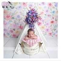Bebé recién nacido fotografía Mini tipi tienda accesorios Fotografia accesorios de decoración bebé fotografía estudio de rodaje tienda accesorios