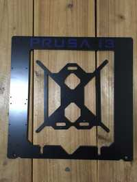 Prusa I3 Hephestos 3D impresora 6mm de aluminio compuesto lCNC corte kit de marco de hoja Framebase 3D impresora DIY 6mm