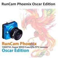 RunCam Phoenix Oscar edición 1000TVL Cámara FPV 2,5mm de la lente 1/3