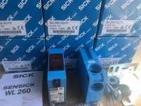 Envío libre WL260-S270 interruptor fotoeléctrico sensor