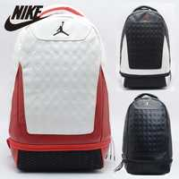 Nike Ari Jordan bolsa de senderismo de gran capacidad bolsa de entrenamiento bolsa de escuela de moda AJ11