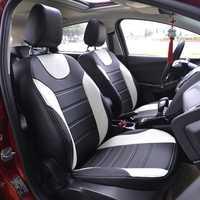 Automóvil asiento de coche cubre cojín set especial para Skoda Octavia Fabia superb Yeti Rapid Volvo V60 XC90 V40 XC60 S60L s80L XC90