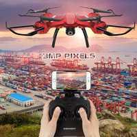 RC Quadcopter plegable Mini Drone RC helicóptero RTF WiFi FPV con la cámara de HD TF juguetes de Control remoto RC helicóptero de multicopter
