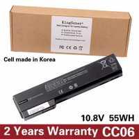 KingSener CC06 CC06XL nueva batería para HP ProBook 6360b 6460b 6470b 6560b 6570b 6465b 6475b para EliteBook 8460 P 8470 P HSTNN-DB2F