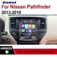 ZaiXi Android reproductor Multimedia 2 Din WIFI navegación GPS Autoradio para Nissan Pathfinder 2013 ~ 2019 pantalla táctil Bluetooth