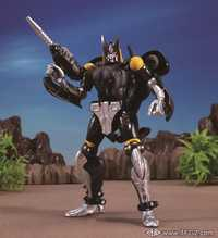 (En Stock) juguetes Beast Wars TOMY MP34S Pantera Negra BW Cheetor: Hong Kong/3C figura de acción