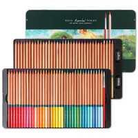 Marco-3120 lápices de colores Renoir arte pintura profesional lápiz 48/72 colores Set para dibujar acuarela pintura + pincel de pintura