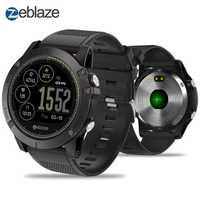 Nuevo Zeblaze VIBE 3 HR IPS pantalla a Color deportes Smartwatch Monitor de ritmo cardíaco IP67 reloj inteligente impermeable de los hombres para IOS y Android