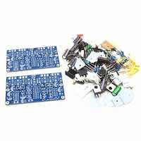 L20 B817 D1047 200 W 8ohm doble canal HiFi DIY audio tablero del amplificador DIY Kit