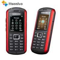 B2100 Original desbloqueado Samsung B2100 Xplorer 1000mAh 1.3MP 1,77 'inch 3G impermeable reacondicionado teléfono móvil envío gratis