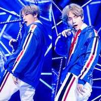 Kpop BTS Bangtan Boys V Sudadera con capucha k-pop hombres y mujeres correas chaqueta ADN etapa mv canción de pelea ropa azul sudaderas con capucha
