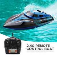 Skytech H100 barco RC 2,4 GHz de 4 canales de alta velocidad de Control remoto barco con pantalla LCD