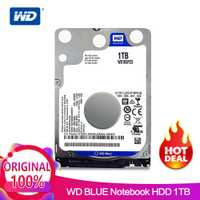 WD Western Digital AZUL 1 TB hdd 2,5 SATA WD10SPZX disco duro portátil interno Sabit disco duro HD interno cuaderno de disco duro