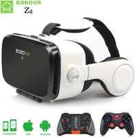 Bobovr Z4 VR Box 2.0 Realidad Virtual gafas 3D gafas VR Google cartón Bobo VR Z4 auriculares para 4.3- 6.0 pulgadas teléfono móvil