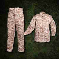 Uniforme militar ACU Digital desierto Camo formación ropa de combate táctico chaqueta pantalones de traje CS del Ejército de la ropa de los hombres