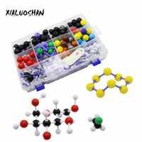 Química Orgánica modelo Molecular biología diámetro 23mm moléculas estructura Set para Profesor estudiante