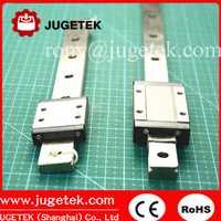 MGN20-1500 encargo 440C sus de calidad en miniatura de carril lineal n carriage
