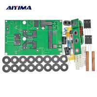 Kits de amplificador de potencia lineal Aiyima 180 W para transceptor intercomunicador Radio HF FM Ham