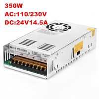 Grado Industrial power DC 5 V 7,5 V 12 V 13,5 V 15 V 24 V 27 V 36 V 48 V 350 W 400 W fuente de alimentación de conmutación transformador AC DC SMPS