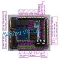 Gran CNC Router MACH-CNC Placa de interfaz para PC MACH3 KCAM4