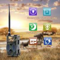 Outlife HC300M caza cámara de visión nocturna camino cámaras 12MP 940nm infrarrojos juego de trampa cámaras MMS/GPRS/SMTP de vida silvestre cámara