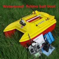 2018 fábrica hecha a mano rc pesca cebo barco detector de peces material a prueba de agua hecho