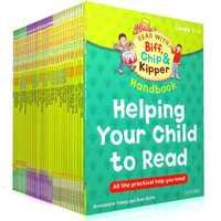 Oxford ReadingTree livre de lecture anglais aider votre enfant à lire 1-3 niveau 33 pièces/ensemble