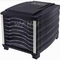 Máquina seca de acero inoxidable de 8 capas secadora de alimentos para el hogar frutas y verduras, carne, secador de deshidratación de aperitivos para mascotas