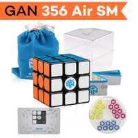 D-fantix Gan 356 SM magnético cubo Gan356 3x3x3 Gans cubo velocidad 3x3 rompecabezas juguetes para la competencia profesional