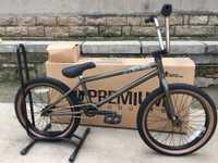Bicicletas bmx de Metro Premium 20' full crmo rodamientos completos goldnbrown