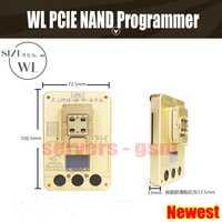 2018 nuevo WL PCIE NAND Flash ic chip para ipho ne iPhone 6 s 6sp 7 p PRO ard disco de reparación instrumento programador HDD serie SN