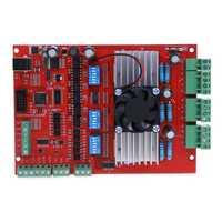 1 Set MACH3 CNC USB 100 Khz Placa de adaptación 3 ejes interfaz de controlador de movimiento USB controlador CNC tarjeta