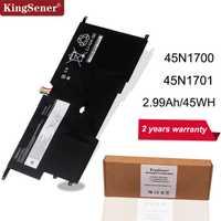 KingSener X1 batterie d'ordinateur portable 45N1700 45N1701 45N1702 45N1703 Pour Lenovo ThinkPad X1 Carbon Gen 3 Série 4ICP5/58/73-2 15 V 45WH