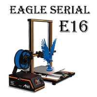 Anet E12 E16 imprimante 3D pré-assembler bricolage haute précision extrusion buse Reprap Prusa i3 imprimante 3D avec 10 m Filament Impresora 3D