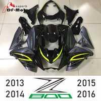 Pour Kawasaki Z800 2013 2014 2015 2016 Z-800 13 14 15 16 Carrosserie Pièces De Rechange Moto Carénage (moulage par Injection)